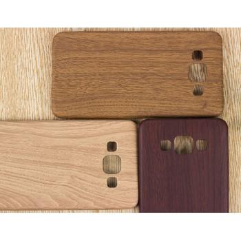Силиконовый дизайнерский чехол текстура Дерево для Samsung Galaxy A5