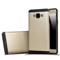 Антиударный гибридный силиконовый чехол с поликарбонатной крышкой для Samsung Galaxy A5