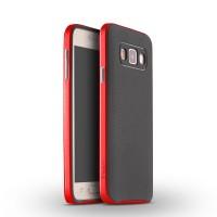 Гибридный чехол накладка силикон/поликарбонат для Samsung Galaxy A3