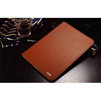 Кожаный чехол подставка с рамочной защитой экрана для Ipad Pro 9.7