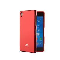 Силиконовый глянцевый непрозрачный чехол повышенной защиты для Sony Xperia Z3