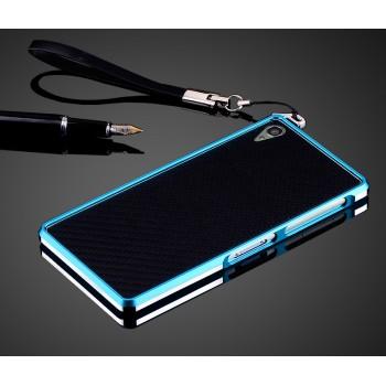 Металлический бампер для Sony Xperia Z3