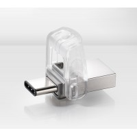 Наноформатный USB 3.1 OTG флэш-накопитель с 2 разъемами type A/type C 16 Гб для Sony Xperia Z (lte, l36h, c6602, c6603)