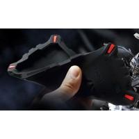 Силиконовый дизайнерский фигурный чехол для Lenovo Vibe C Красный