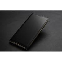 Ультратонкий клеевой кожаный чехол смарт флип для Samsung Galaxy S6
