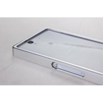 Металлический бампер для Sony Xperia Z