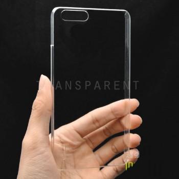 Пластиковый транспарентный чехол для Huawei Honor 6 Plus