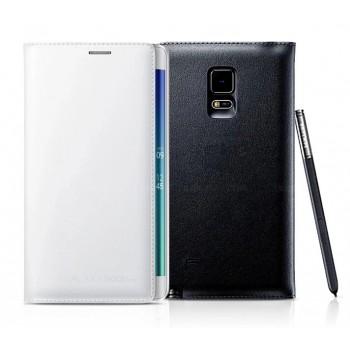 Кожаный чехол портмоне со встраиваемой задней стенкой для Samsung Galaxy Galaxy Note Edge