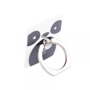 Клеевое кольцо-подставка с принтом