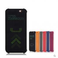 Точечный чехол смарт-флип с функциями оповещения для HTC One M9+