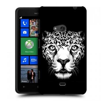 Пластиковый чехол с принтом серия DarkAnimals для Nokia Lumia 625