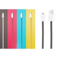 Кабель USB-Micro USB 2.0 плоский 1.5m для Sony Xperia Tablet Z (SGP321, SGP-311, SGP-312)