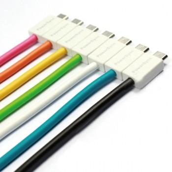 Кабель USB-Micro USB 2.0 круглого сечения 1.5m