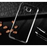 Пластиковый транспарентный чехол для Samsung Galaxy Alpha