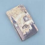 Чехол портмоне подставка на пластиковой основе с полноповерхностным принтом на магнитной защелке для Huawei Honor 5A/Y5 II