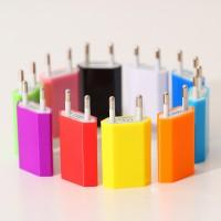 Универсальный сетевой 220В зарядный адаптер USB 5В 1000мА для Lenovo Moto G4 (Plus)