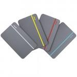 Оригинальный смарт чехол инвертная подставка на пластиковой полупрозрачной основе для планшета ASUS MemoPad 7 ME176C