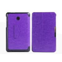 Чехол подставка для планшета ASUS MemoPad 7 ME176C Фиолетовый