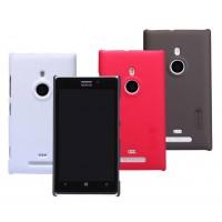 Премиум пластиковый матовый чехол для Nokia Lumia 925
