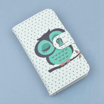 Чехол горизонтальная книжка подставка на пластиковой основе с отсеком для карт и полноповерхностным принтом на магнитной защелке для Iphone 7 Plus