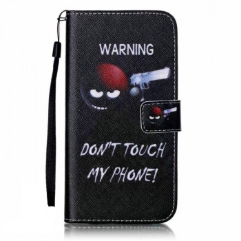 Чехол портмоне подставка на силиконовой основе с полноповерхностным принтом на магнитной защелке для Iphone 7 Plus