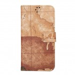 Чехол портмоне подставка на пластиковой основе с полноповерхностным принтом на магнитной защелке для Iphone 7 Plus