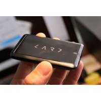 Ультратонкий 12мм складной зарядный адаптер серия Slim Card 5В 1А Черный