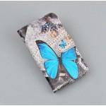 Чехол портмоне подставка на силиконовой основе с полноповерхностным принтом на магнитной защелке для Alcatel Pixi 4 (5) 5010D