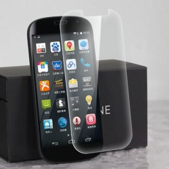 Ультратонкое износоустойчивое сколостойкое олеофобное защитное стекло-пленка для Yotaphone 2