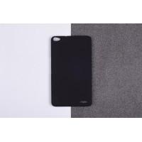Пластиковый матовый непрозрачный чехол для Huawei MediaPad X2 Черный