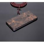 Экстратонкая клеевая кожаная накладка для ZTE Nubia Z11