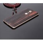 Экстратонкая клеевая натуральная деревянная накладка для ZTE Axon 7