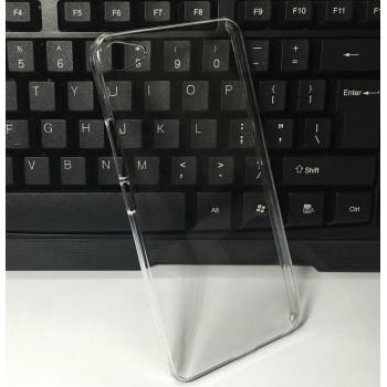 Пластиковый транспарентный чехол для Meizu U20