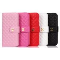 Чехол портмоне с отсеками для карт и магнитной защелкой для Iphone 6 Plus