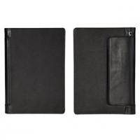 Чехол подставка с полной защитой корпуса Full Cover для Lenovo Yoga Tablet 10 Черный