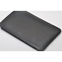Кожаный мешок для Lenovo Yoga Tablet 10 Черный