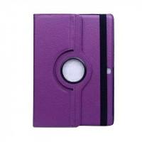 Чехол подставка роторный для Samsung Galaxy Note Pro 12.2 Фиолетовый