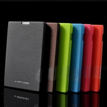 Чехол флип с отделением для карт для LG Optimus Vu P895
