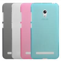 Полупрозрачный силиконовый чехол для ASUS Zenfone 5 (A502CG)