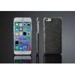 Дизайнерский кожаный чехол накладка с отделениями для карт на Iphone 6 Plus