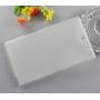 Силиконовый матовый полупрозрачный чехол для Sony Xperia Z3 Tablet Compact