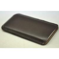 Чехол кожаный мешок для Meizu MX4 Коричневый