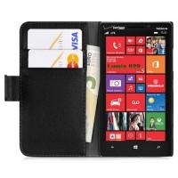 Чехол портмоне подставка с защелкой для Nokia Lumia 930