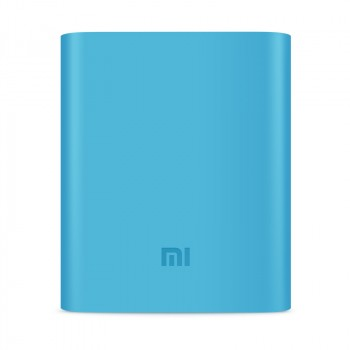 Силиконовый противоударный чехол для портативного зарядного устройства Xiaomi 10400 mAh