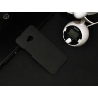 Пластиковый матовый непрозрачный чехол для HTC One (М7)