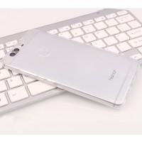 Силиконовый глянцевый транспарентный чехол для Huawei Honor Note 8