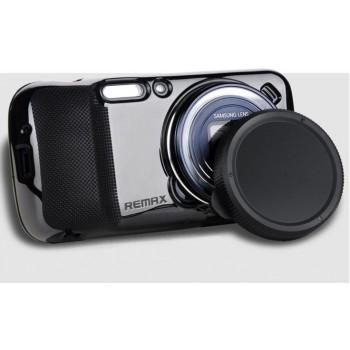 Силиконовый чехол Full Photo Cover для Samsung Galaxy S4 Zoom
