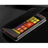 Чехол флип водоотталкивающий для Nokia Lumia 730/735 Черный