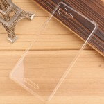Пластиковый транспарентный чехол для Sony Xperia E3 dual