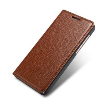 Кожаный чехол флип-подставка Чехол для Huawei Honor 6